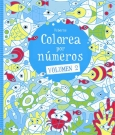 Colorea por números. Volumen 2