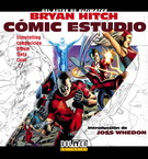 Bryan Hitch Cómic Studio