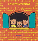 Tres cerditos, Los (Libro desplegable)