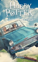 Harry Potter 2. Harry Potter y la cámara secreta-J-K-Rowling